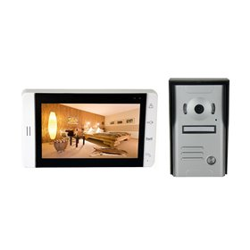 """TONGWEIVideointerfon color 7"""" cu inregistrare Tongwei DP-705R"""