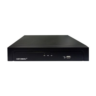 AEVISIONDVR 4 Canale Pentabrid 5 in 1 XVR 1080N full HD Aevision AC-X7004N-2M