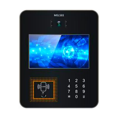 """MelseePOST EXTERIOR VIDEOINTERFON TCP/IP 10.1"""" COD ACCES MELSEE MS317C-01"""